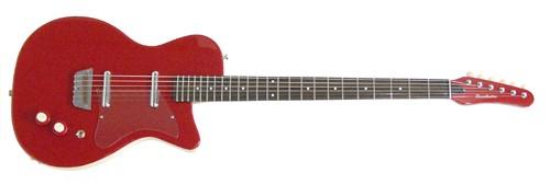 Danelectro Baritone Red