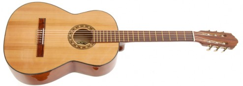 Paracho Elite San Marcos Classical Guitar