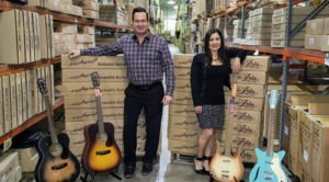 LPD Music Featured in Music Trades Magazine