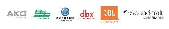 Harman Logos